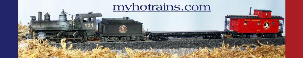My HO Trains